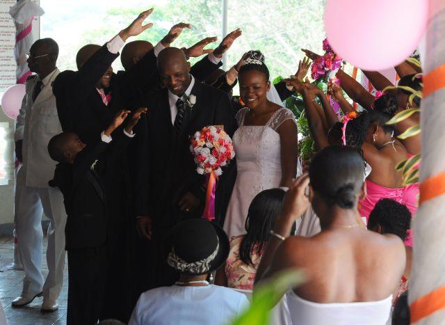 Jamaicaans huwelijk
