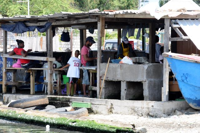 Lokale vissers