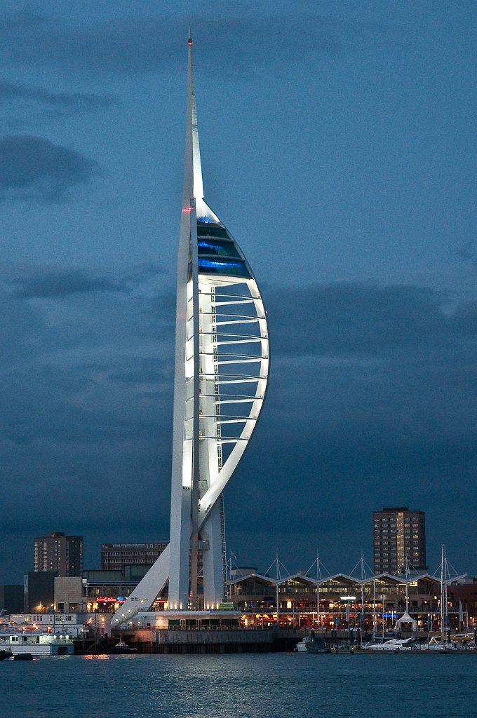 Spinakertower in Portsmouth
