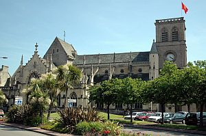 Kerk in Cherbourg